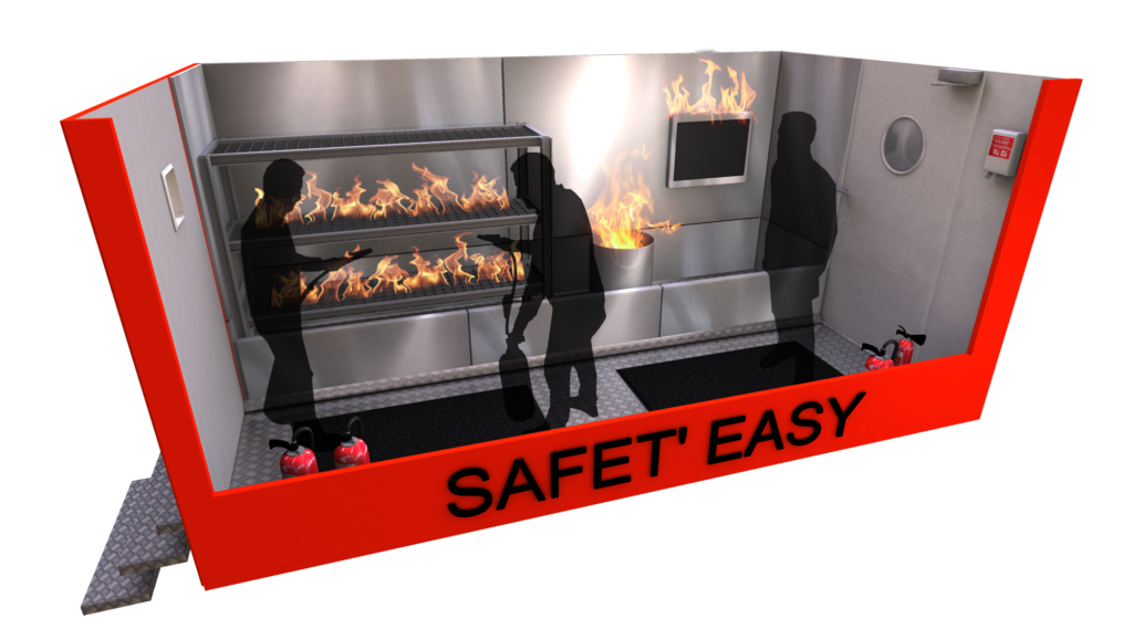 Safety'Easy 7 Personnes